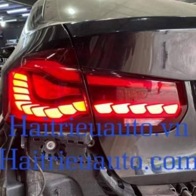đèn sau độ led theo xe BMW F30