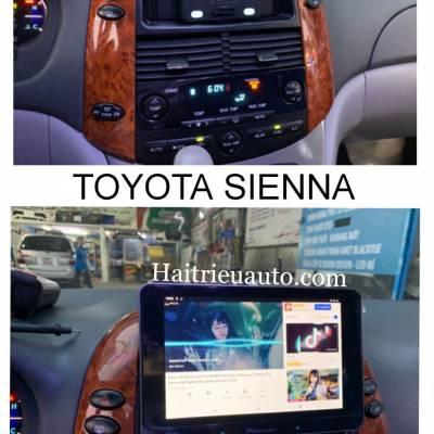 Màn hình android Pioneer cho xe Toyota Sienna