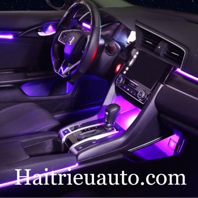 Đèn led nội thất xe honda civic