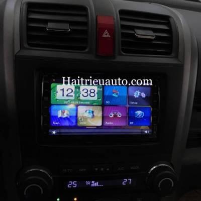 dvd winca cho xe honda CRV 2012