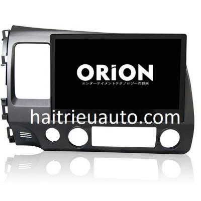màn hình android orion theo xe honda civic