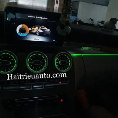Thanh LED AMG cho xe Mercedes C