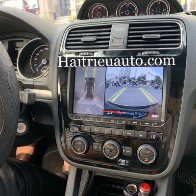 Camera 360 cho xe Volkswagen Scirocco
