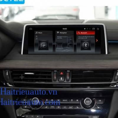 màn hình android theo xe bmw X4