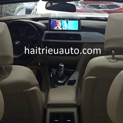 màn hình android theo xe BMW 420i