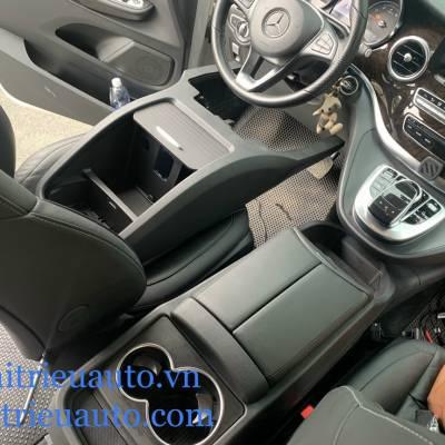 hộp tỳ tay theo xe mercedes V250