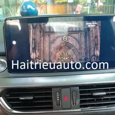 màn hình android xe mazda 6
