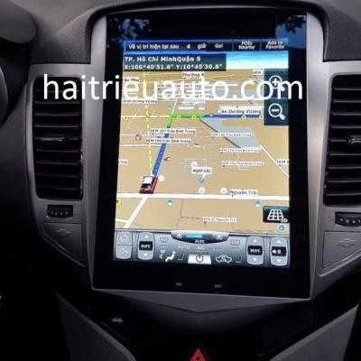 màn hình androird theo xe Cruze