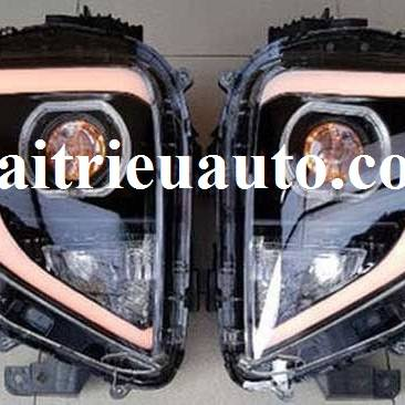 Đèn pha độ nguyên bộ cho xe Mitsubishi Xpander
