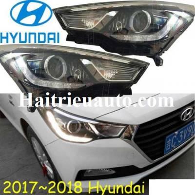 Đèn pha nguyên bộ Hyundai Verna 2018