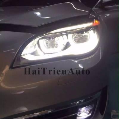 Đèn pha độ cho xe bmw E90