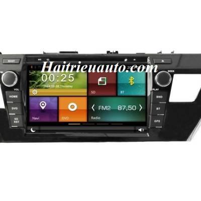 DVD Roadrover cho xe Toyota Altis