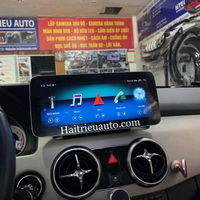 Màn hình android theo xe Mercedes GLK 220 CDI