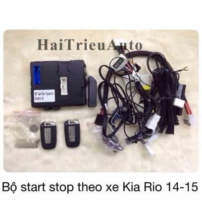 Bộ start stop theo xe KIA RIO 14-15