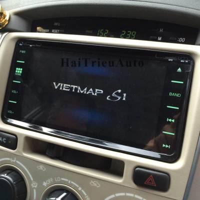 Màn hình dvd V99 theo xe innova