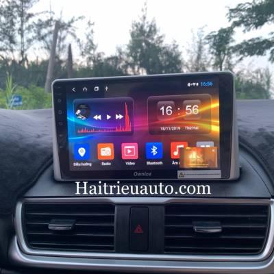 Màn hình android Ownice theo xe Mazda 3