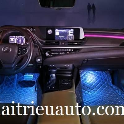 đèn led nội thất xe lexus ES