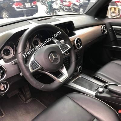 Nâng cấp vô lăng AMG cho Mercedes GLK