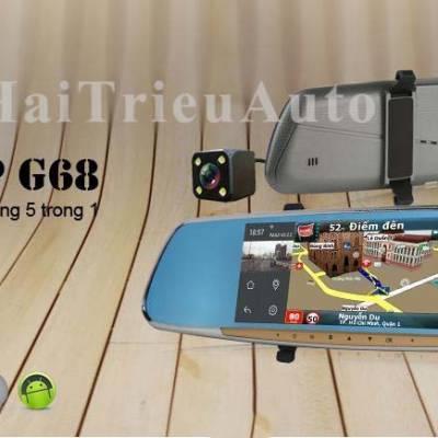 Vietmap G68 - thiết bị dẫn đường 5 trong 1