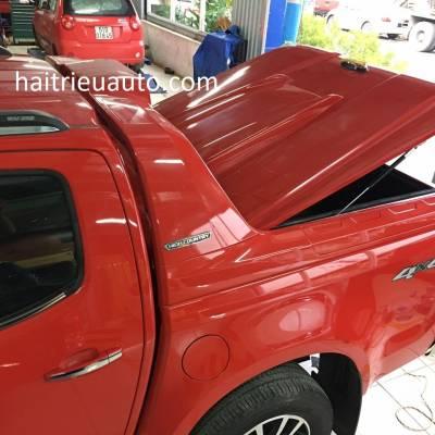 nắp thùng theo xe colorado 2018