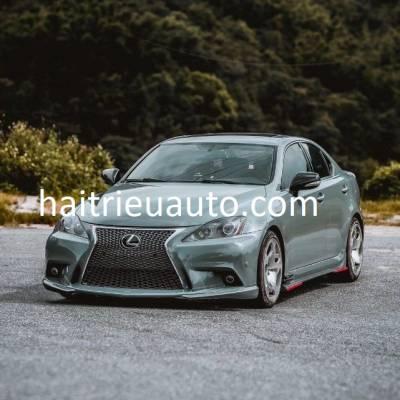 nâng đời xe lexus IS 250