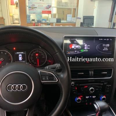 Màn hình android cho xe Audi Q5