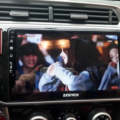 màn hình android zestech theo xe honda city