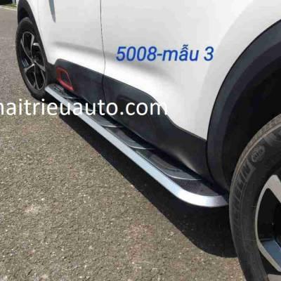 bậc bước chân  xe Peugeot 5008
