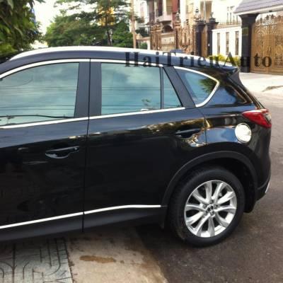 Giá nóc Audi Mazda CX5
