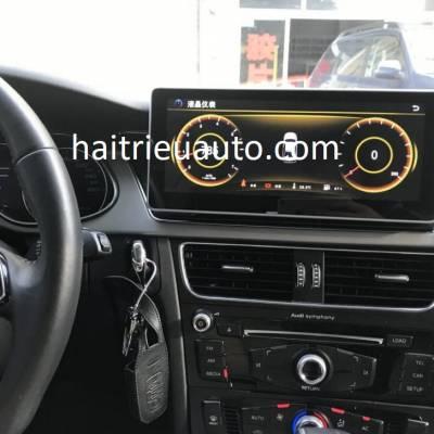 màn hình android theo xe audi A4