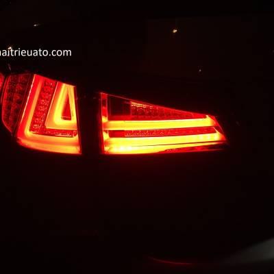 bộ đèn hậu độ nguyên bộ xe lexus IS250