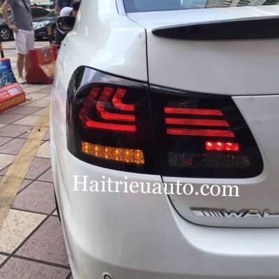 Đèn hậu độ Lexus GS 350 2007
