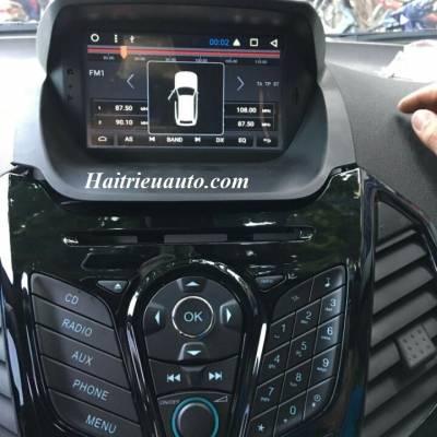 DVD androi cho xe Ecosport