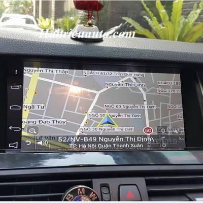 Lắp vietmap cho các dòng xe BMW