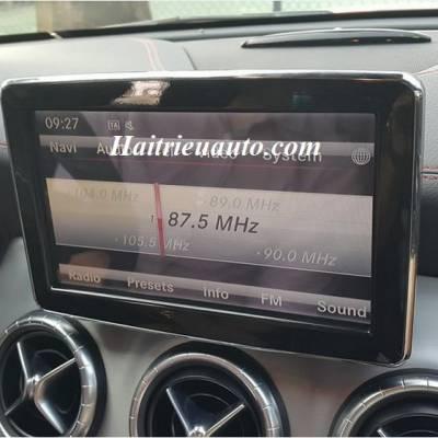 Màn hình DVD cho xe Mercedes CLA