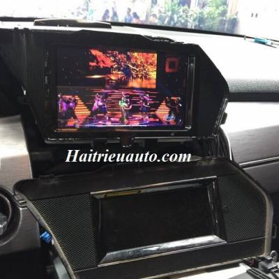 Màn hình dvd cho xe Mercedes GLK300