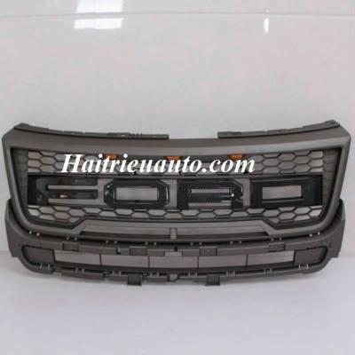 Mặt calang chữ xi mạ cho Ford Explorer