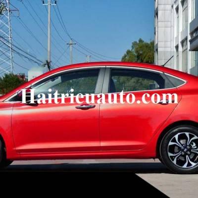 viền khung kính cho xe Hyundai Verna