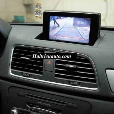 Lắp camera 360 độ cho Audi Q3