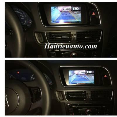 Lắp camera 360 độ cho xe Audi Q5