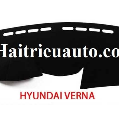 Thảm táp lô cho xe Hyundai Verna