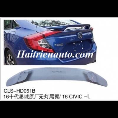 Đuôi các cao Honda Civic
