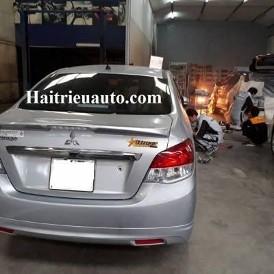 đuôi cá cho xe Mitsubishi ATTRAGE