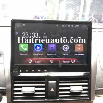 DVD android  cho xe toyota vios