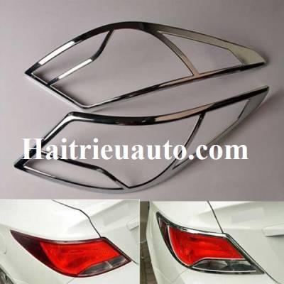 Viền đèn hậu cho xe Hyundai Verna