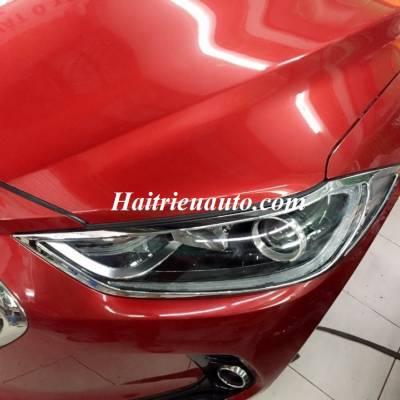 Viền đèn trước Hyundai Elantra