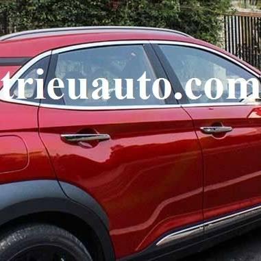 Viền khung kính Hyundai Kona