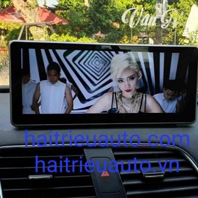 màn hình android theo xe AUDI Q3