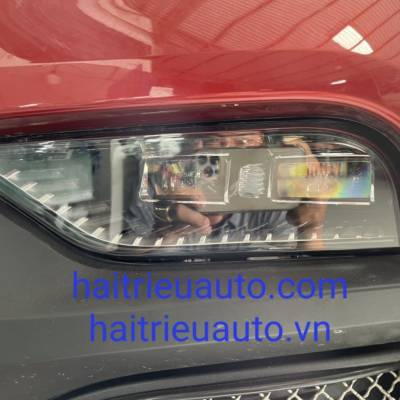 đèn pha độ nguyên bộ theo xe Vinfast LUX AS