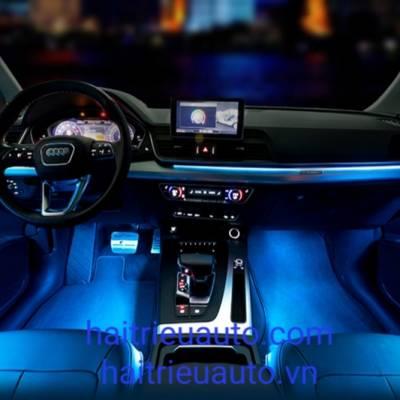 led nội thất theo xe audi Q5